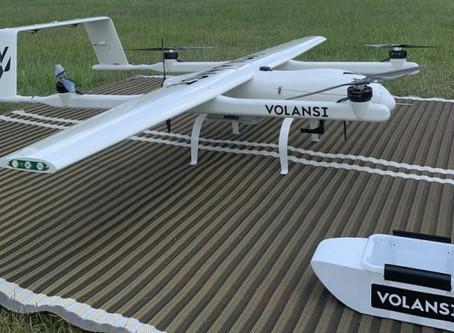 Volansi raises USD50 million for high-speed autonomous delivery drones
