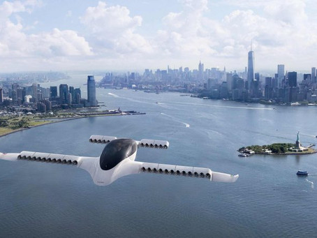 U.S. City of Orlando collaborates with Lilium for drone air taxi development