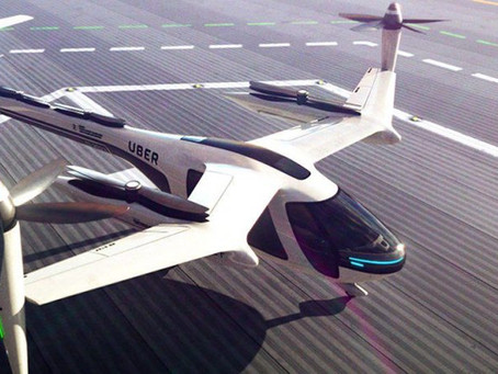 "Major Story: Uber in discussions with Joby ""to sell Elevate air taxi business"""