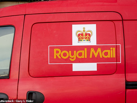 "UK Royal Mail: ""Drones to fly postal deliveries to remote areas of Britain imminently"""