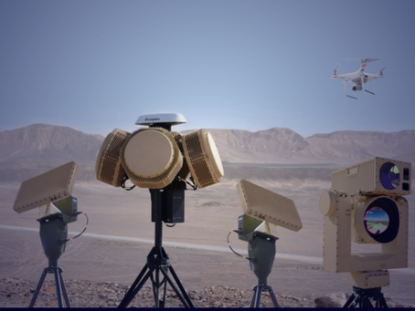 Drone Dome C-UAS upgraded to defend against drone swarms