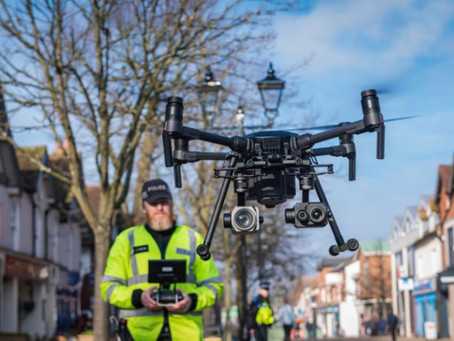 Centrik contracted to manage drone programme for a UK police force