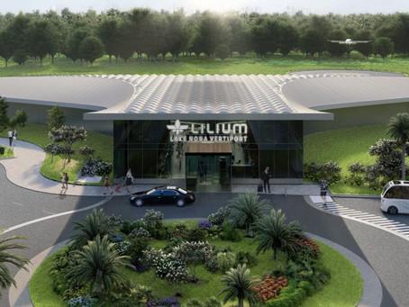 Lilium in partnership with Tavistock to build first U.S. vertiport in Orlando