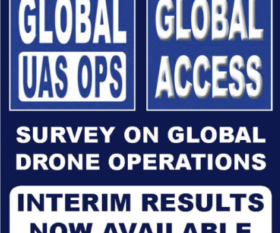 Interim results released of Global UAS OPS survey conducted by RPS Info