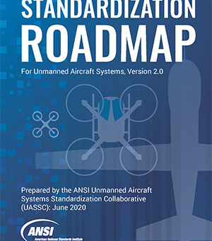 ANSI seeks user input in survey on use of the standardisation roadmap for UAS