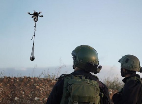 Counter drone evaluation in Spain showcases XTEND's counter drone capability