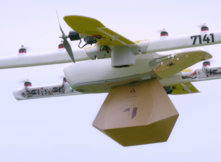 Covid-19: Alphabet's drone delivery service Wing expands to further Brisbane suburbs bringing coffee