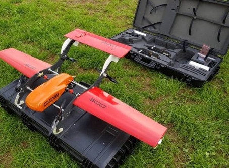 FIXAR: Revolutionary drone approved for advanced flights in Canada