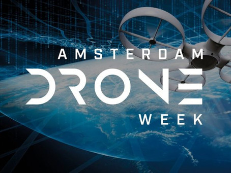 Amsterdam Drone Week: One of the largest and more complex cyberspace conferences to date: December 1