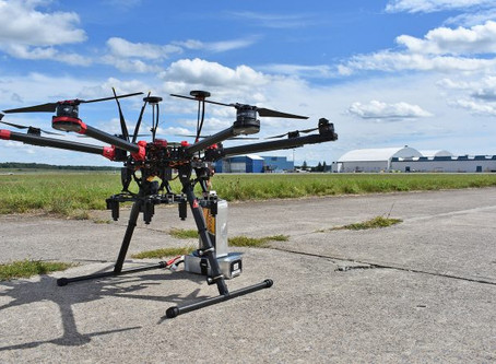 Rome USA: Second phase of federal program to develop high-density air traffic control for drones beg