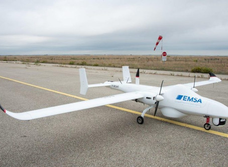 EMSA tests RPAS capability to provide maritime surveillance in Mediterranean Sea