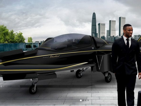 Manta Aircraft promise sleek, beautiful eV/STOL future with Swiss elegance and precision