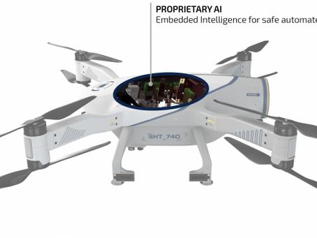"France former ""Secret Service Chief"" joins drone surveillance company"
