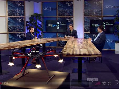 "Amsterdam Drone Week: ""EU U-space regulations targeted for 2022, air taxis 2023"""