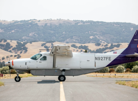 """Fedex to launch cargo services based on """"fully automated"""" Cessna C208s"""