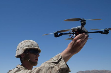 US Army seeks to develop autonomous drone charging system during flight
