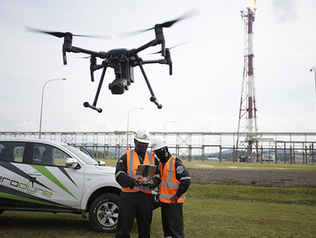 DHL Express Malaysia co-operates with Aerodyne for drone delivery service
