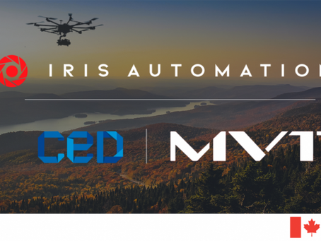Transport Canada approves BVLOS commercial drone operations using Iris Automation's...