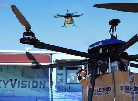 "Drone delivery company trials ""unique radar system for BVLOS"" in Ohio, USA"