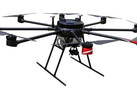 Multirotor drone market spinning towards sales of USD8.3 billion by 2027