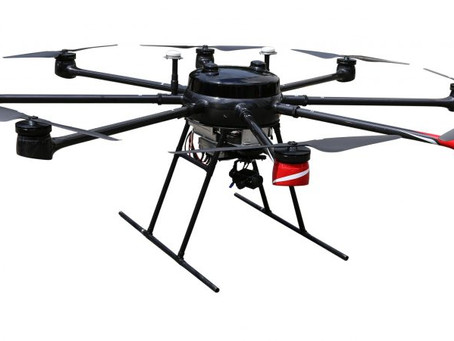 Multirotor drone market spinning towards sales of USD8.3 billion by 2027