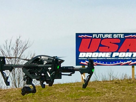 USA: New drone program developed to deliver PPE to Eastern Kentuckians