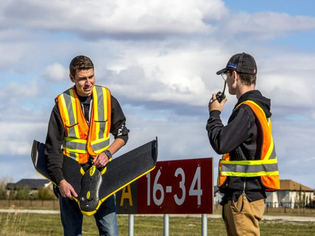 Canada: In-Flight Data expands operations by relocating to larger Calgary/Okotoks Air Park