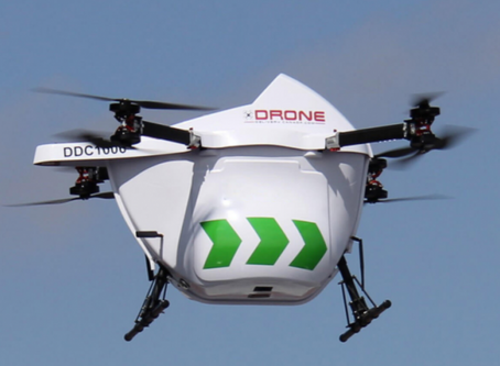 Drone Delivery Canada to support research into landing drones on moving ground vehicles