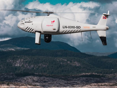 "Nordic Unmanned intends being ""first publicly listed drone company in Europe"""
