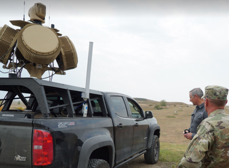 Ascent Vision tests counter UAS solutions at Camp Grafton Training Centre
