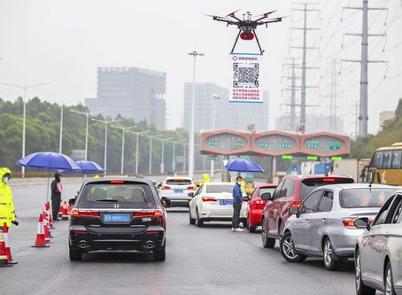 "Covid-19: Drones, fever goggles, arrests: millions in Asia face ""extreme surveillance"""