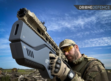 Drone Defence releases portable electronic countermeasure system, the Paladyne E1000MP