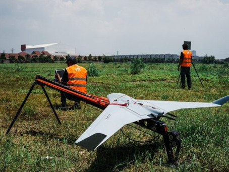 Terra Drone granted permission for commercial BVLOS flights in Indonesia