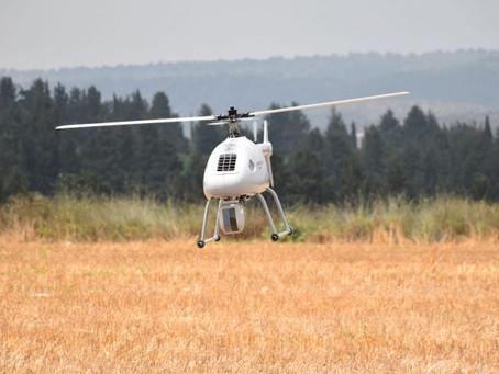 Steadicopter launches civil logistics e-version of its Black Eagle military UAS