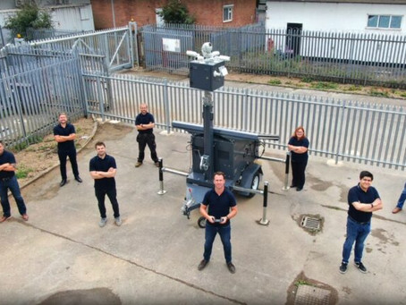 UK start-up Drone Defence raise EUR550,000 to combat illegal drone use