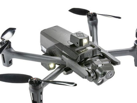 Parrot announces partnership with FoxFury to equip drones with lights for night-time flights