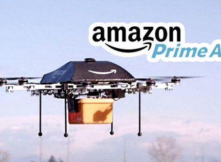 Amazon receives FAA approval to trial fleet of Prime Air delivery drones in U.S.
