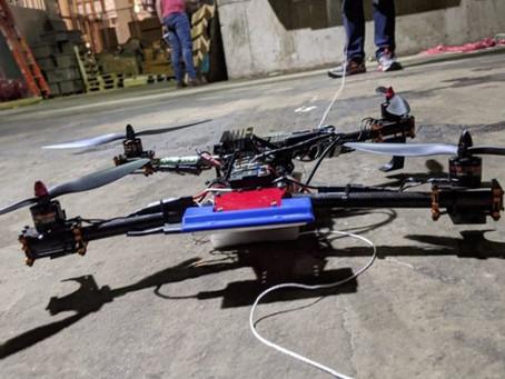 U.S Army and University of Illinois develop autonomous drone tech