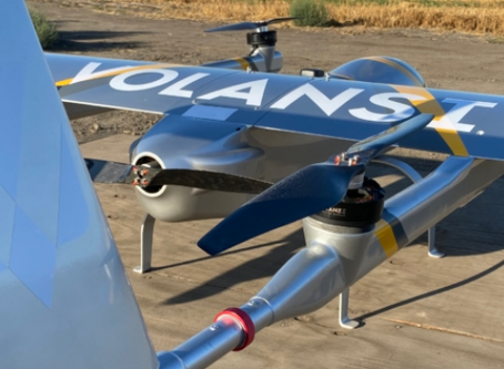 Volansi's cold chain medicine operation joins North Carolina drone deliver programme