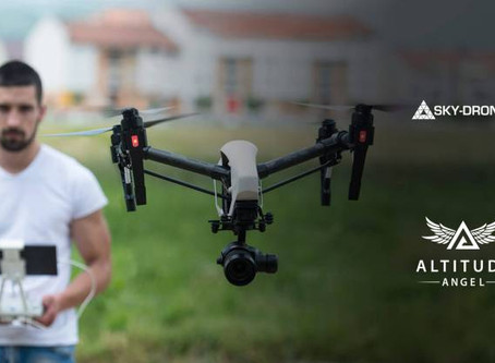 Altitude Angel to power new Sky-Drones 'In-app experience'