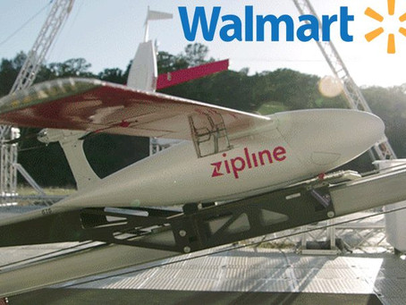 U.S. Arkansas: Walmart hope for new drone delivery and launch hub in Pea Ridge