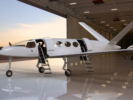 Tesla battery researchers point to enabling electric aircraft with next-generation battery cells