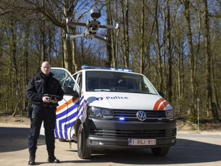 "Belgium: Flemish police to deploy drones during ""Covid Christmas and New Year"" to monitor the public"