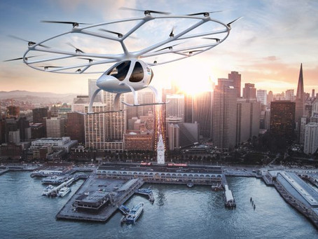 Diehl to supply Volocopter with avionics