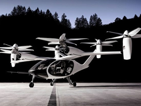 Latest news on Joby Aviation purchase of Uber Elevate
