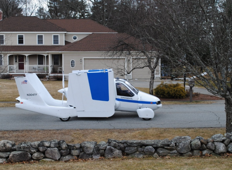 "U.S. New Hampshire passes ""Jetson law"" to allow certain flying vehicles to drive on roads"