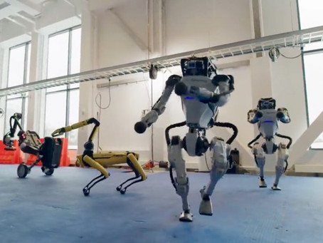 Watch video: Drone to the rhythm – even robots experience music mojo