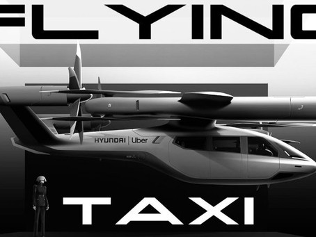 Hyundai lays out USD1.5 trillion sky-high future for electric flying vehicles
