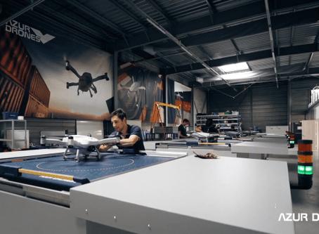 Azur Drones raises USD2.9 million for SKEYETECH autonomous drone