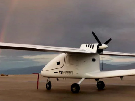 Rwandan government to invest in Israeli drone manufacturer Meteor